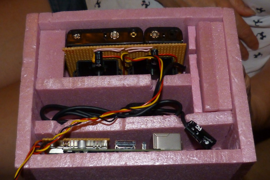 PIE1 – Raspberry Pi Sends Live Images from Near Space | Dave Akerman