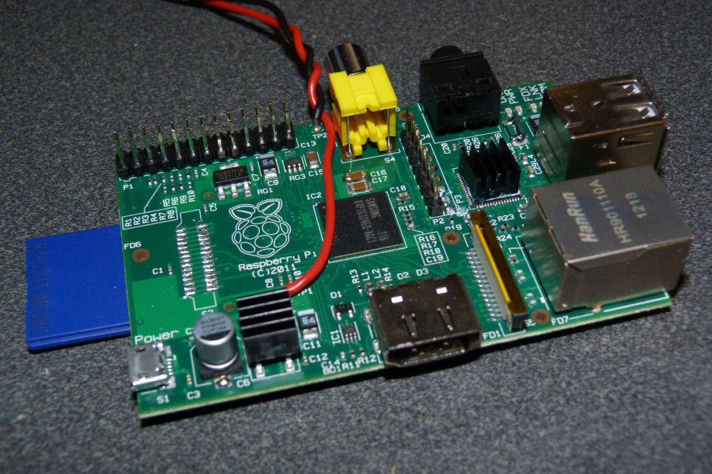 PIE1 – Raspberry Pi Sends Live Images from Near Space | Dave