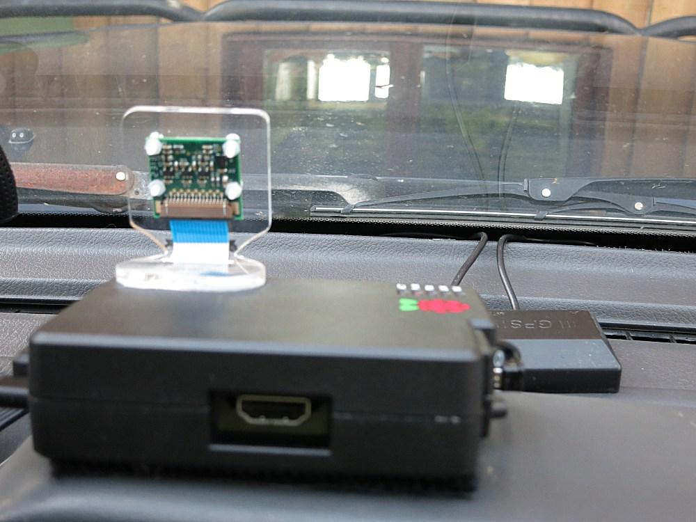 Car Tracker – Update | Dave Akerman