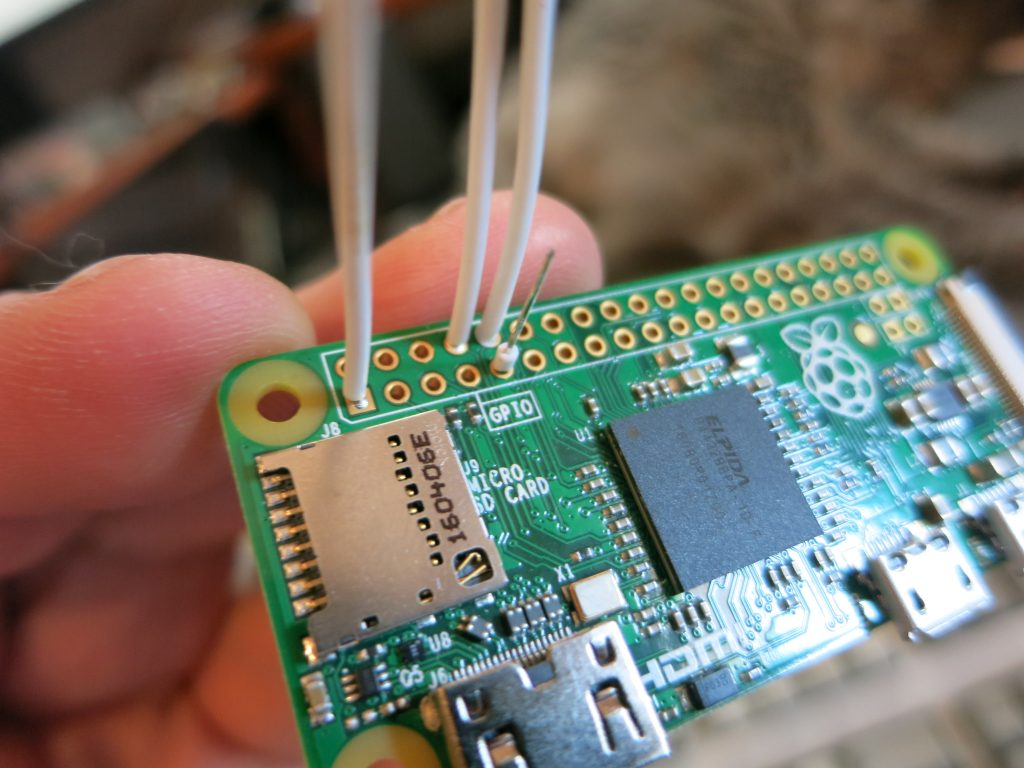 Dave Akerman Daves World Page 2 Circuit Board Birthday Cake Flickr Photo Sharing First Cut 4 Short Lengths Of The Solid Core Wire And Solder To Pi Zero As Shown Making Sure That Wires Are On Top
