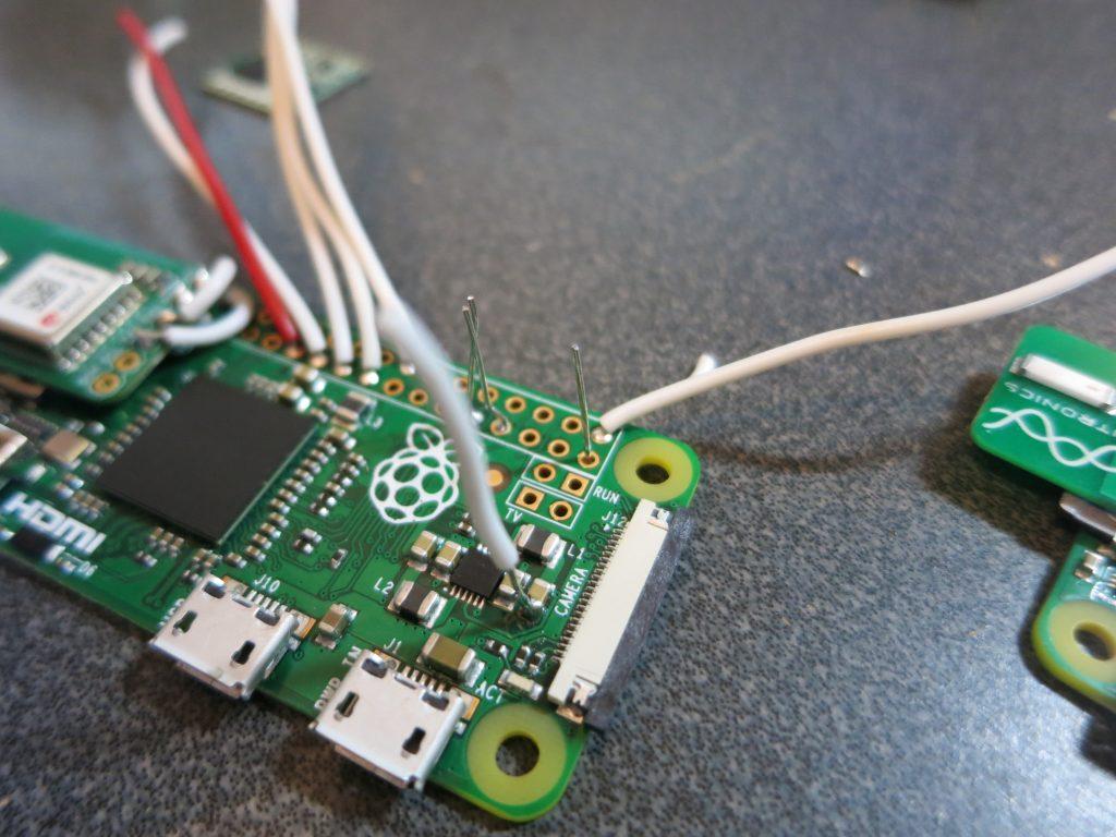 DIY Lightweight Pi Tracker with SSDV | Dave Akerman